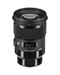 Sigma 50mm f/1.4 DG HSM Art Lens for Sony E