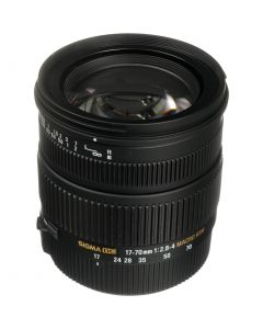 Sigma 17-70mm F2.8-4 DC Macro OS HSM Lens For Canon