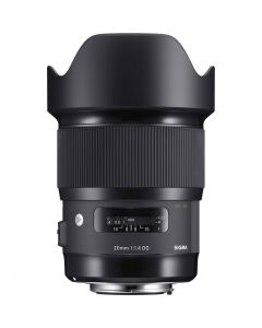 Sigma 20mm F1.4 DG HSM ART Lens For Canon
