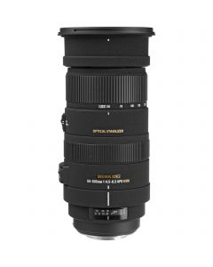 Sigma 50-500mm F4.5-6.3 APO DG OS HSM Lens For Canon
