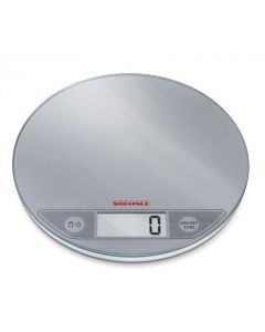 Soehnle Digital Kitchen Scale Flip Silver 66161