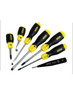 Stanley Cushion Grip 6 Pieces set - Magneic Tip