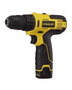 Stanley Cordless Compact Drill 10.8V STCD1081B2