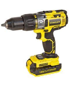 Stanley Hammer Drill 18V STDC18LHBK