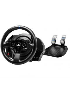 Thrustmaster T180 Force Feedback Racing Wheel For PS4