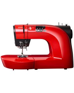 Toyota OEKAKI 50 Sewing Machine - Red