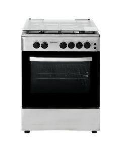 Westpoint Gas Cooker 60x60cm WCLM-6640G6IG + Manufacturer Warranty + Free Delivery