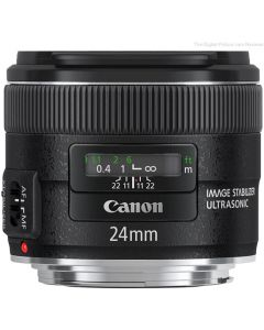 Canon EF 24mm f/2.8 IS USM Lens (Wide Angle)