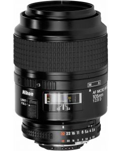 Nikon AF-S Micro NIKKOR 105mm f/2.8G IF-ED VR Lens