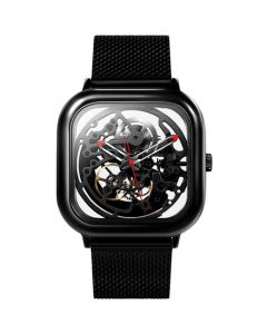 Xiaomi CIGA Design Full Hollow Mechanical Watch - Black
