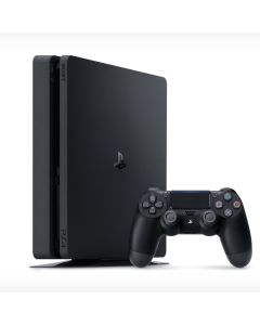 Sony Playstation 4 - PS4 Console SLIM 500GB BLACK