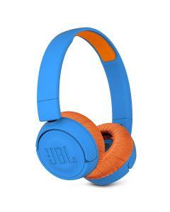 JBL JR Kids On-Ear Headphones Blue