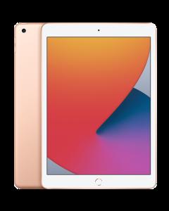 "Apple iPad 10.2"" (2020- 8th Gen) 128GB Wifi + 4G Gold"