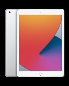 "Apple iPad 10.2"" (2020- 8th Gen) 128GB Wifi + 4G Silver"