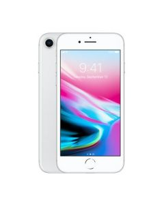 Apple iPhone 8 256GB Silver with FaceTime & 12 Months Apple Warranty
