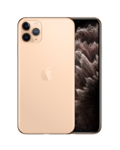 Apple IPhone 11 Pro 512GB Gold Dual Sim Nano with Facetime