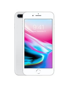 Apple iPhone 8 Plus 256GB Silver with 12 Months Apple Warranty