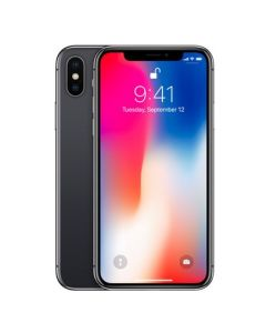 Apple iPhone X 64GB Space Grey with FaceTime + Apple Warranty