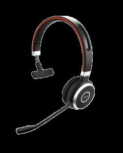 Jabra Evolve 65 Mono Headset Black