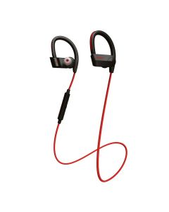 Jabra Sport Pace Wireless Earbuds Red