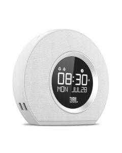 JBL Horizon Bluetooth clock radio White