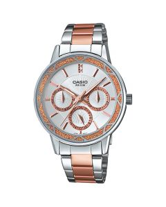 Casio Enticer Women's Analog Watch LTP-2087RG-7AV