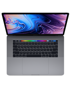 Macbook Pro 15 Inch MV912 (2019) i9 2.3GHz 512GB Space Grey ENG KB