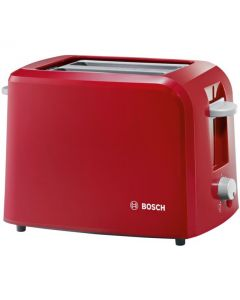 Bosch Toaster Red TAT3A014GB