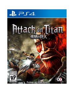 Attack on Titan For PS4