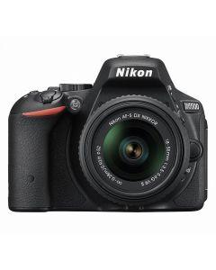Nikon D5500 + 18-55mm VR Lens