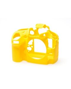Easy Cover Camera case for Nikon D800 Yellow