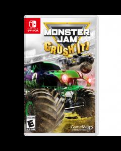 Monster Jam Crush It For Nintendo Switch