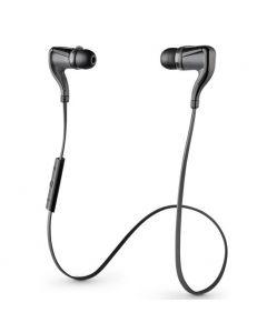 Plantronics BackBeat GO2 Wireless Earbuds Black
