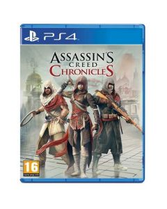 Assasin's Creed Chronicles For PS4