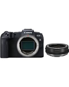 Canon EOS RP Body + R Adapter Mirrorless Digital Camera
