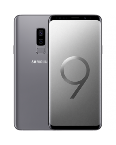 Samsung Galaxy S9 Plus 64GB Titanium Gray with Samsung Warranty