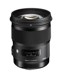 Sigma 50mm F1.4 DG HSM ART Lens For Nikon