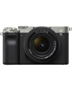 Sony Alpha A7C 28-60mm Mirrorless Digital Camera