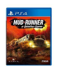 Mud Runner For PS4