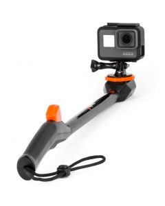 Spivo 360 Swivel Selfie Stick For GoPro and Smartphones