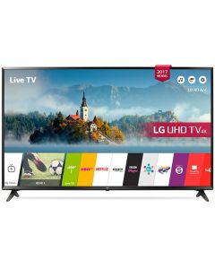 LG 60 Inch Ultra HD 4K Smart TV 60UJ630