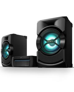 Sony High Power Home Audio System with Bluetooth SHAKE-X1D