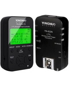 Yongnuo YN-622N i-TTL Wireless Flash Transceiver for Nikon